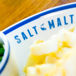 Now open - Salt & Malt