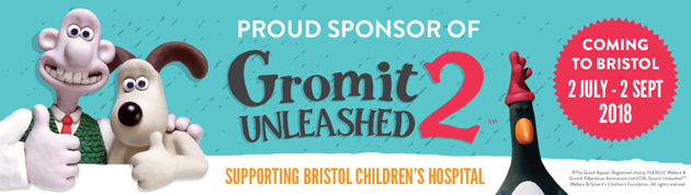 Proud Sponsors of Grommit 2 Unleashed